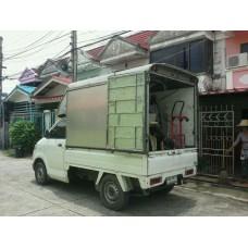 รถรับจ้างขนของ กรุงเทพฯ กันฝน