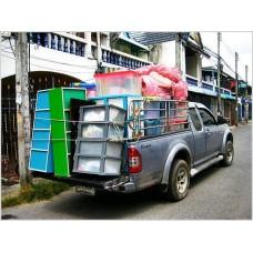 รถรับจ้างขนของมีคนยกฟรี